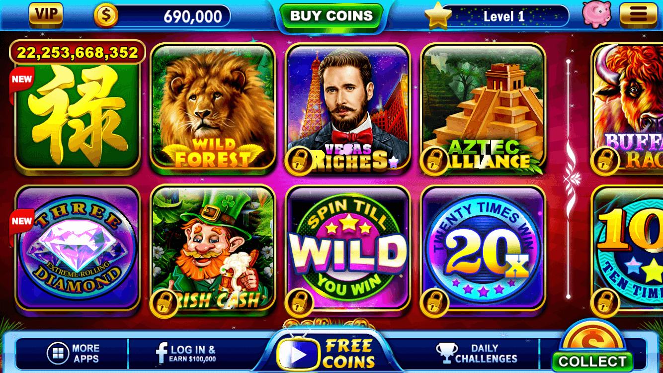 Super Vegas Slots