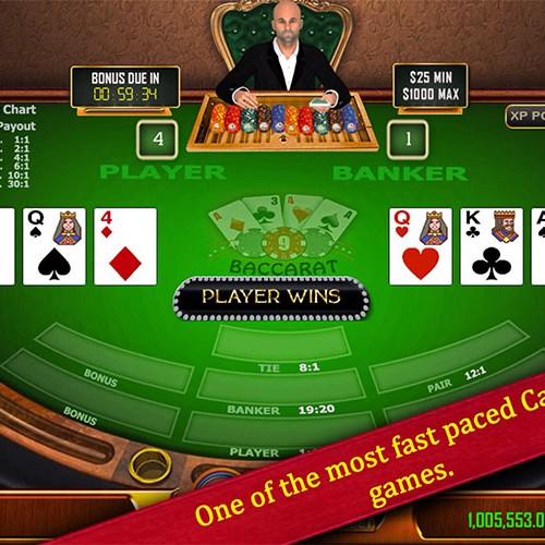 Baccarat – Casino Style