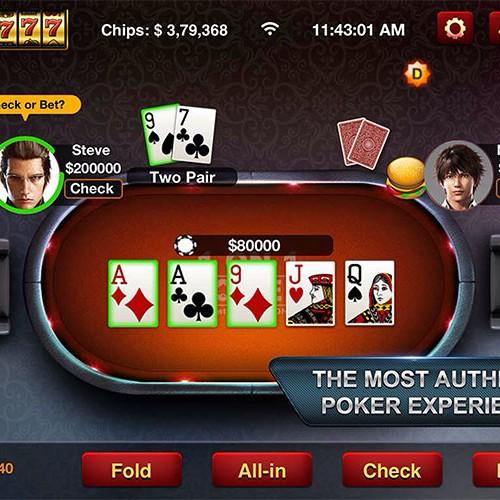 Texas Hold'em Poker 1-1