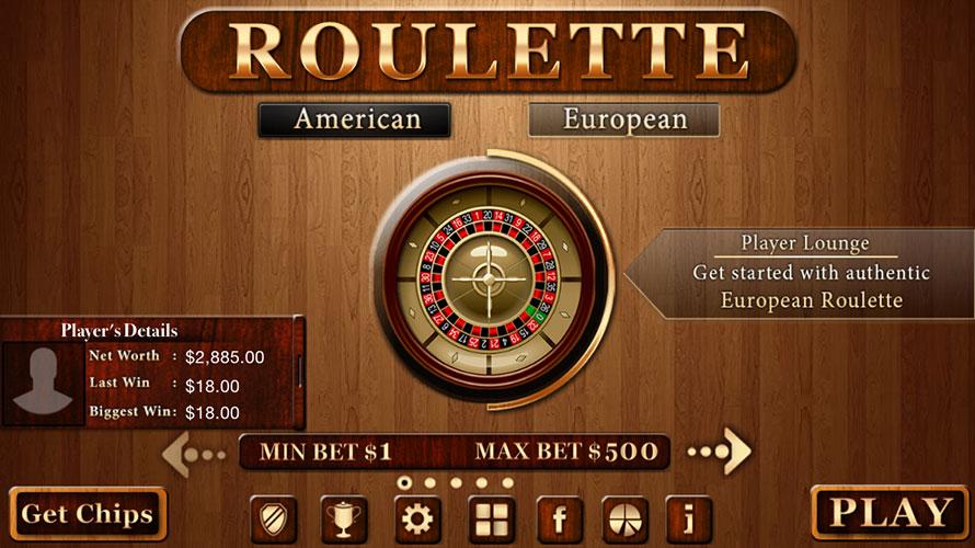 Vegas slots online roulette