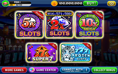 Vegas Slots – Play Las Vegas Casino Slot Machines!