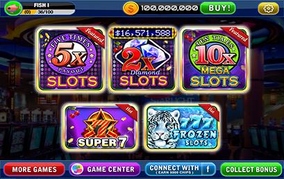 Vegas Slots – Play Las Vegas Casino Slot Machines!